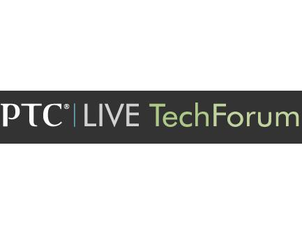 PTCLIve TechForum_Logo
